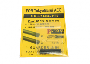 Guarder AEG Gearbox Steel Pins for M16 / M4