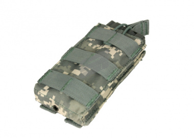 Condor Outdoor MOLLE Single Open Top M4 / M16 Magazine Pouch ( ACU )