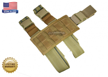 Specter Narrow Format MOLLE Thigh Rig ( TAN )