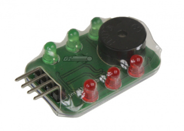 (Discontinued) TSD Lipo Battery Tester