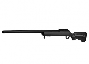 (Discontinued) TSD M700 Spring Rifle Airsoft Gun ( Black )