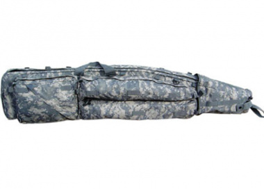 * Discontinued * Condor Outdoor MOLLE Sniper Drag Gun Bag ( ACU )