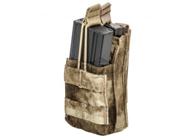 Condor Outdoor Single Open Top Stacker M4 / M16 Magazine Pouch ( A-TACS )