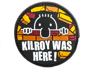 5ive Star Gear Kilroy PVC Patch