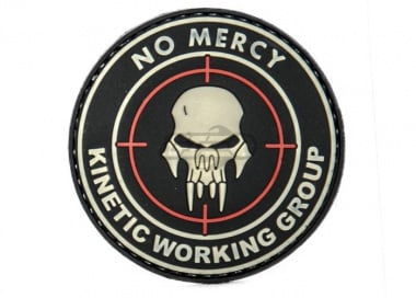5ive Star Gear No Mercy PVC Patch