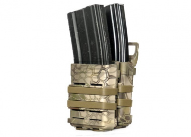 Emerson High Speed M4 Dual Mag Pouch ( Drake )
