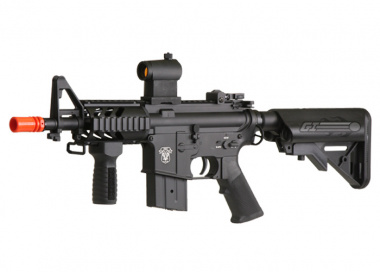 AGM Full Metal M4 CQB Stubby w/ Crane Stock Airsoft Gun