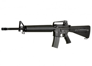CA Full Metal Armalite M15A4 Rifle AEG Airsoft Gun ( X Series )