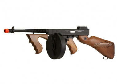 Cyma Full Metal Thompson Chicago Typewriter AEG Airsoft Gun