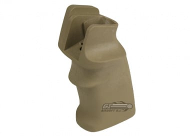 G&P Reinforced SPR Pistol Grip for M16 series ( TAN )