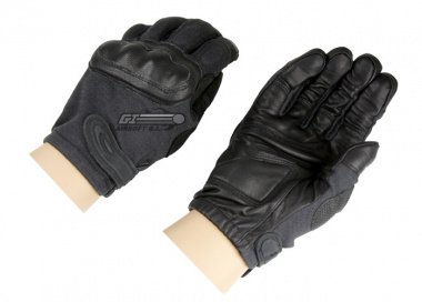 Hatch Operator Hard Knuckle Gloves ( Black ) Large