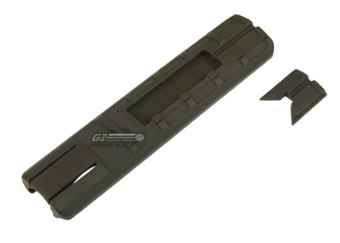 King Arms Rail Cover with Pressure Switch Pocket ( OD )