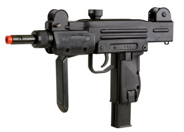 KWC Full Metal IMI UZI CO2 Pistol Airsoft Gun ( Licensed )