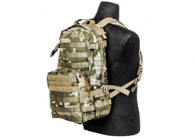 LBX Tactical Light Strike Backpack ( Project Honor Camo )