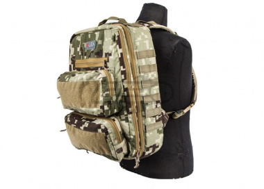 LBX Tactical Transporter Backpack ( Project Honor Camo )