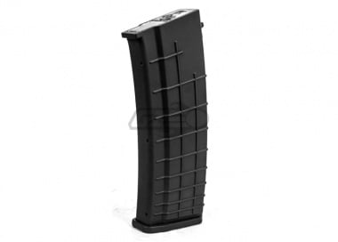 Lancer Tactical 500rd High Capacity Magazine for Tactical AK AEG ( Black )