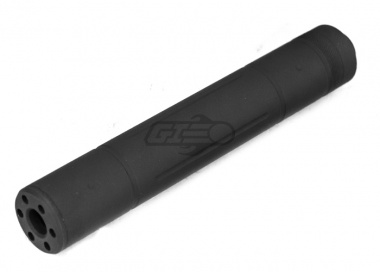 Lancer Tactical 30 X 195mm Barrel Extension ( 14mm CCW / Black )