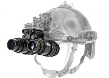Lancer Tactical AN/PVS-15 Dummy Night Vision Goggles ( Black )