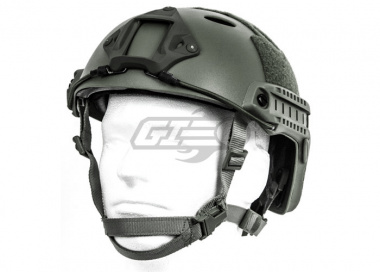 Lancer Tactical PJ Type FAST Helmet ( Foliage Green )