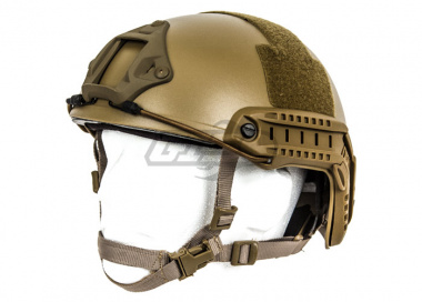 Lancer Tactical MH Type FAST Helmet ( Dark Earth )