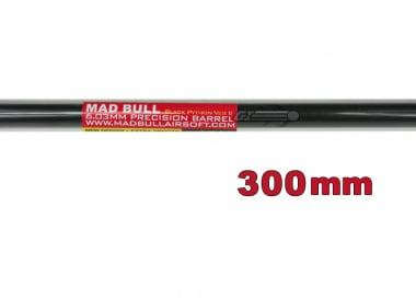 MadBull Ver. 2 Precision Inner Barrel for M4 CQB ( 300mm )
