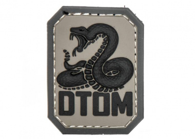 DTOM PVC Patch ( ACU )