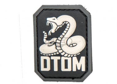 DTOM PVC Patch ( SWAT )