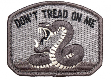 Don't Tread On Me Patch ( ACU )