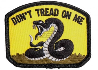MM Don't Tread On Me Patch ( Full Color )