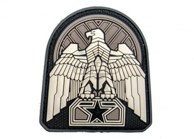 MM Industrial Eagle PVC Patch ( SWAT )