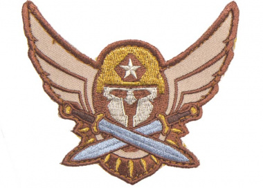 MM Modern Spartan Patch ( Desert )