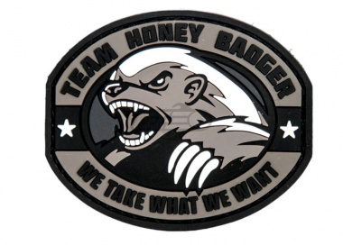 MM Honey Badger PVC Patch ( SWAT )