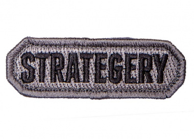 MM Strategery Patch ( ACU )