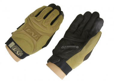 * Discontinued * Mechanix Wear M-Pact Gloves ( Tan / X-Large )