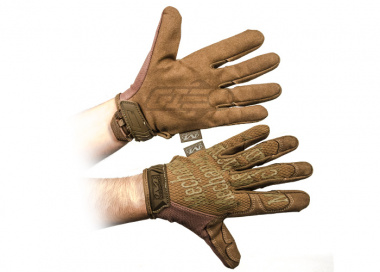 Mechanix Wear Original Gloves ( Tan / X-Large )