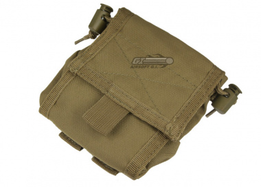 Condor Outdoor MOLLE Roll-Up Utility Pouch ( TAN )