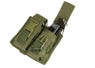 Condor Outdoor MOLLE Dual Flash Bang Pouch ( OD )
