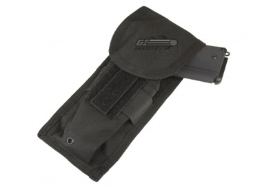 Condor Outdoor MOLLE Holster Pouch ( Black )