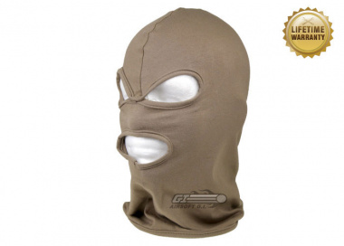 Pantac USA 3 Hole Balaclava ( TAN )