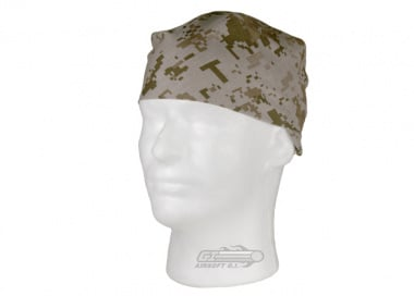 ZAN 3 in 1 Head Wrap ( Desert Digital )