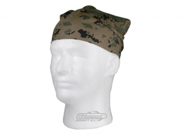 ZAN 3 in 1 Head Wrap ( MARPAT )