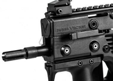 Angry Gun Steel Flash Hider for KWA Kriss Vector ( 16mm / CW )