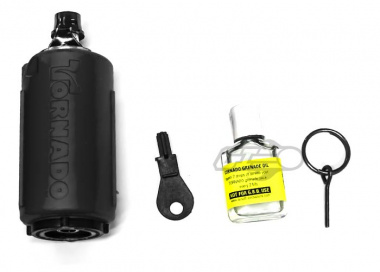 Airsoft Innovations Tornado Timer Grenade ( Black )