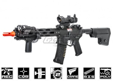 ARES Amoeba Polymer M4 Carbine w/ Electronic Trigger System Airsoft Gun