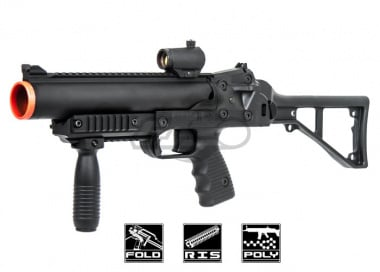 ASG GL-06 B&T Grenade Launcher ( Black )