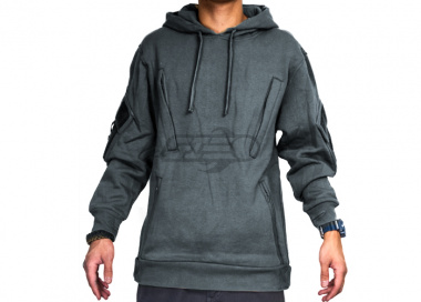 Cast Gear Tactical Pullover Hoodie ( Grey / X-Large )