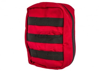 Condor Outdoor MOLLE EMT Pouch ( Red )