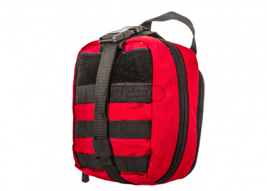 Condor Outdoor Rip-Away EMT Pouch ( Red )