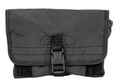 Condor Outdoor MOLLE Gas Mask Pouch ( Black )