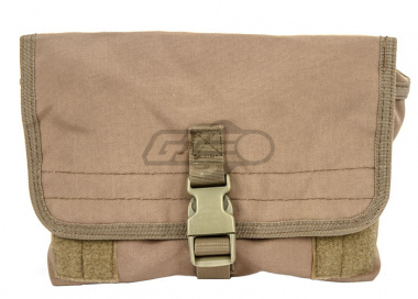 Condor Outdoor MOLLE Gas Mask Pouch ( Tan )